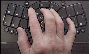 one handed keyboard